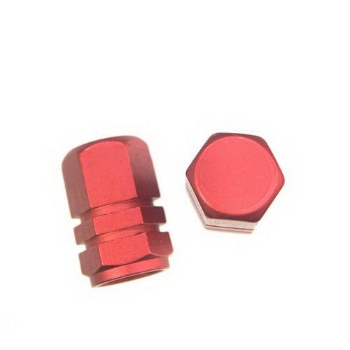 Aluminum Alloy Tire Valve Stem Air Dust Cover Caps